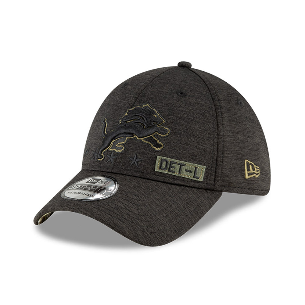 Cappellino 39THIRTY NFL Salute To Service dei Detroit Lions