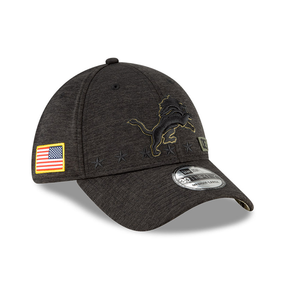 Gorra Detroit Lions NFL Salute To Service 39THIRTY