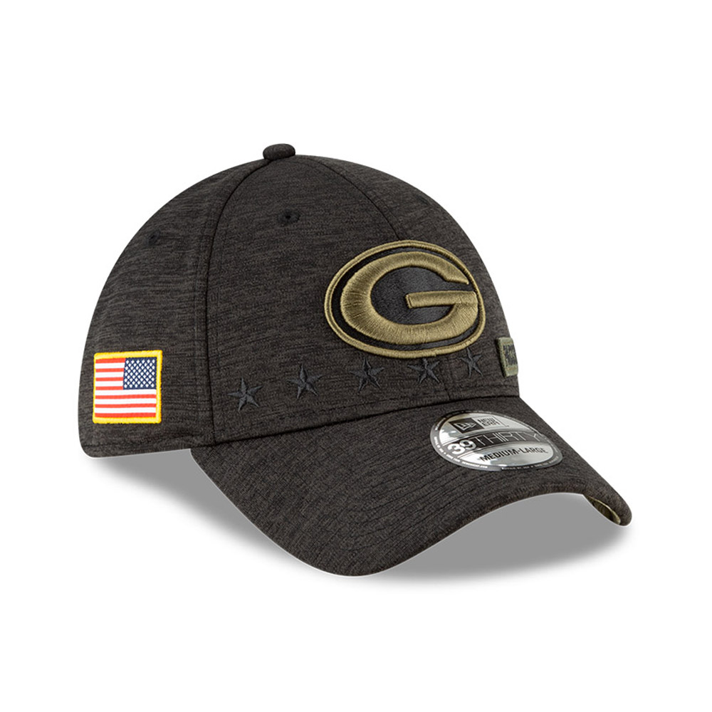 Gorra Green Bay Packers NFL Salute To Service 39THIRTY