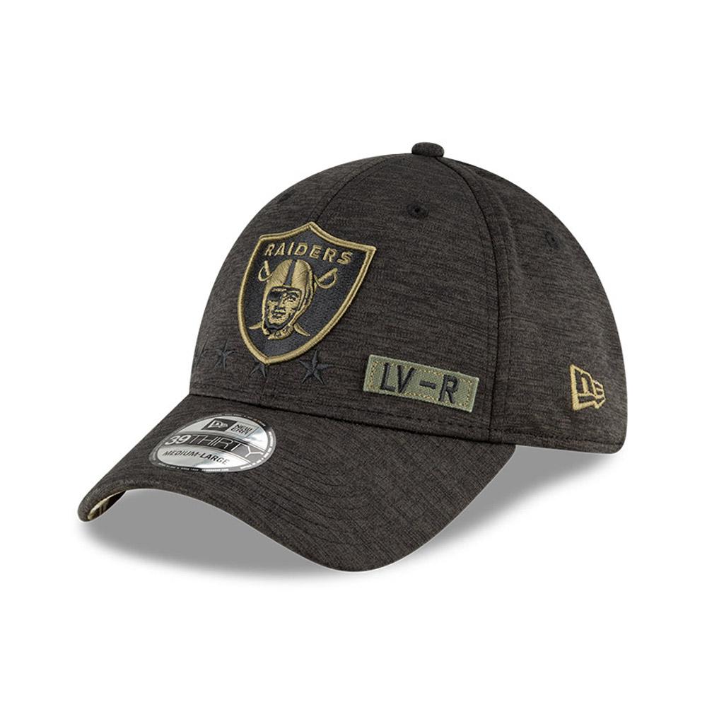 Las Vegas Raiders NFL Salute To Service 39THIRTY Cap