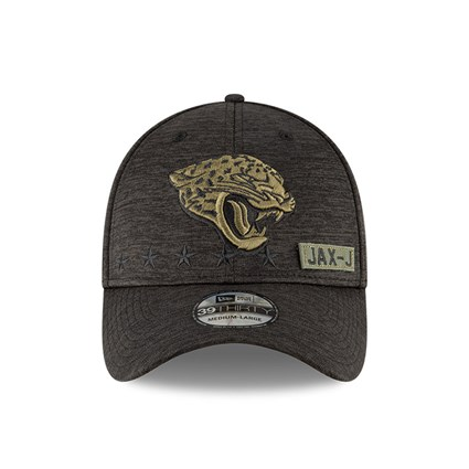 Jacksonville Jaguars NFL Salute To Service 39THIRTY Cap