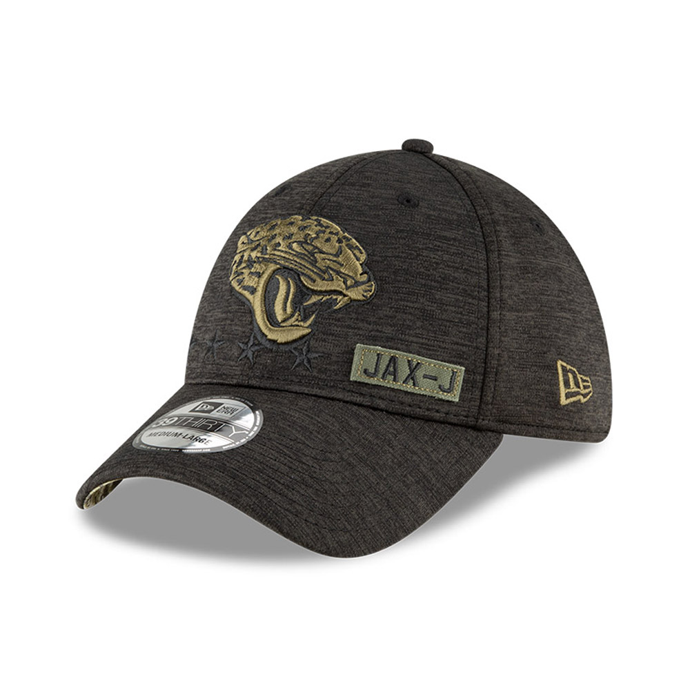 Cappellino Jacksonville Jaguars NFL Salute To Service 39THIRTY