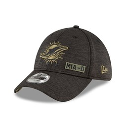 Miami Dolphins NFL Salute To Service 39THIRTY Cap