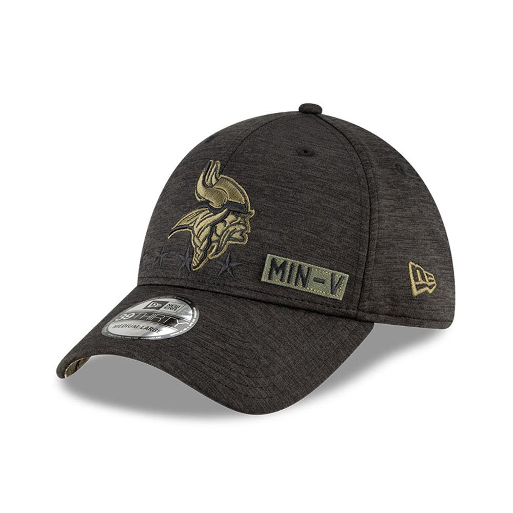Minnesota Vikings NFL Salute To Service 39THIRTY Cap