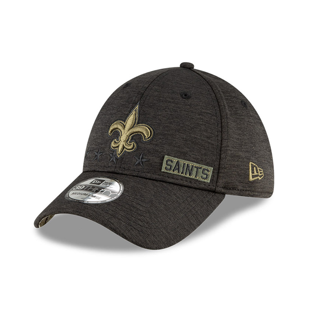 New Orleans Saints NFL Salute To Service 39THIRTY Cap