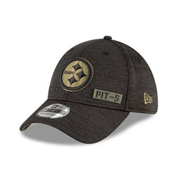 Pittsburgh Steelers NFL Salute To Service 39THIRTY Cap