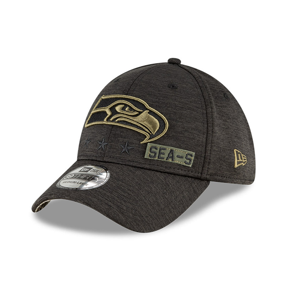 Gorra Seattle Seahawks NFL Salute To Service 39THIRTY