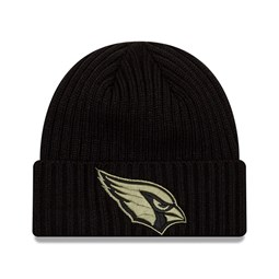 Arizona Cardinals – NFL – Salute to Service – Beanie in Schwarz