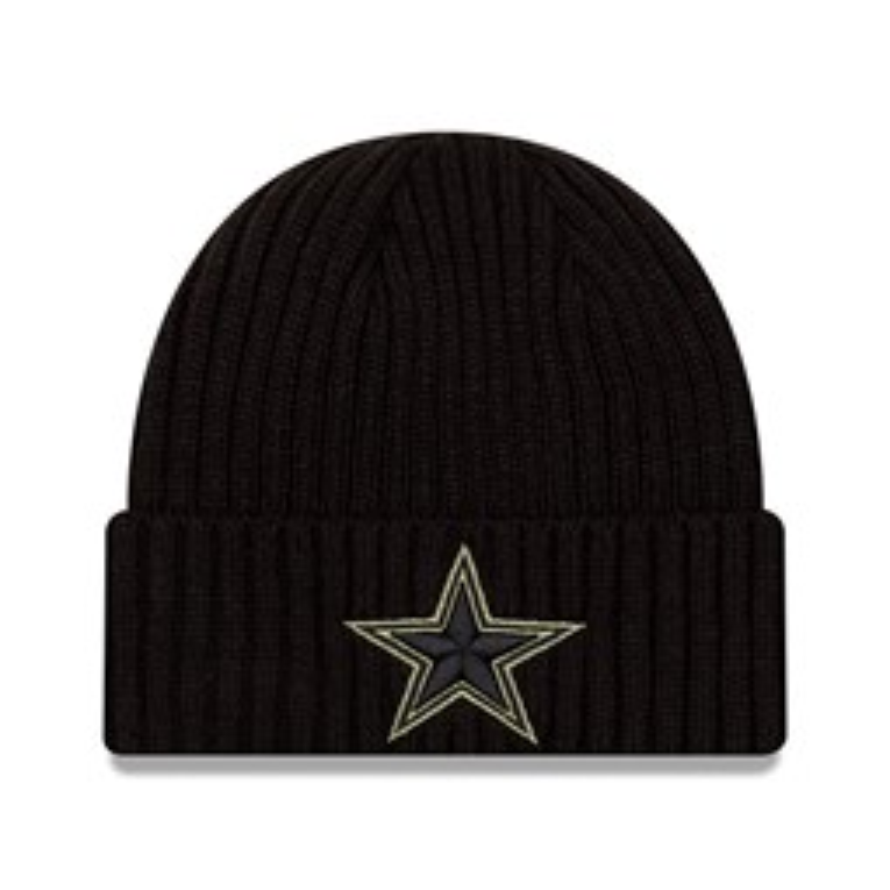 Dallas Cowboys NFL Salute To Service Black Knit