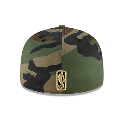 Houston Rockets Dragon Camo 100 Years 59FIFTY Cap