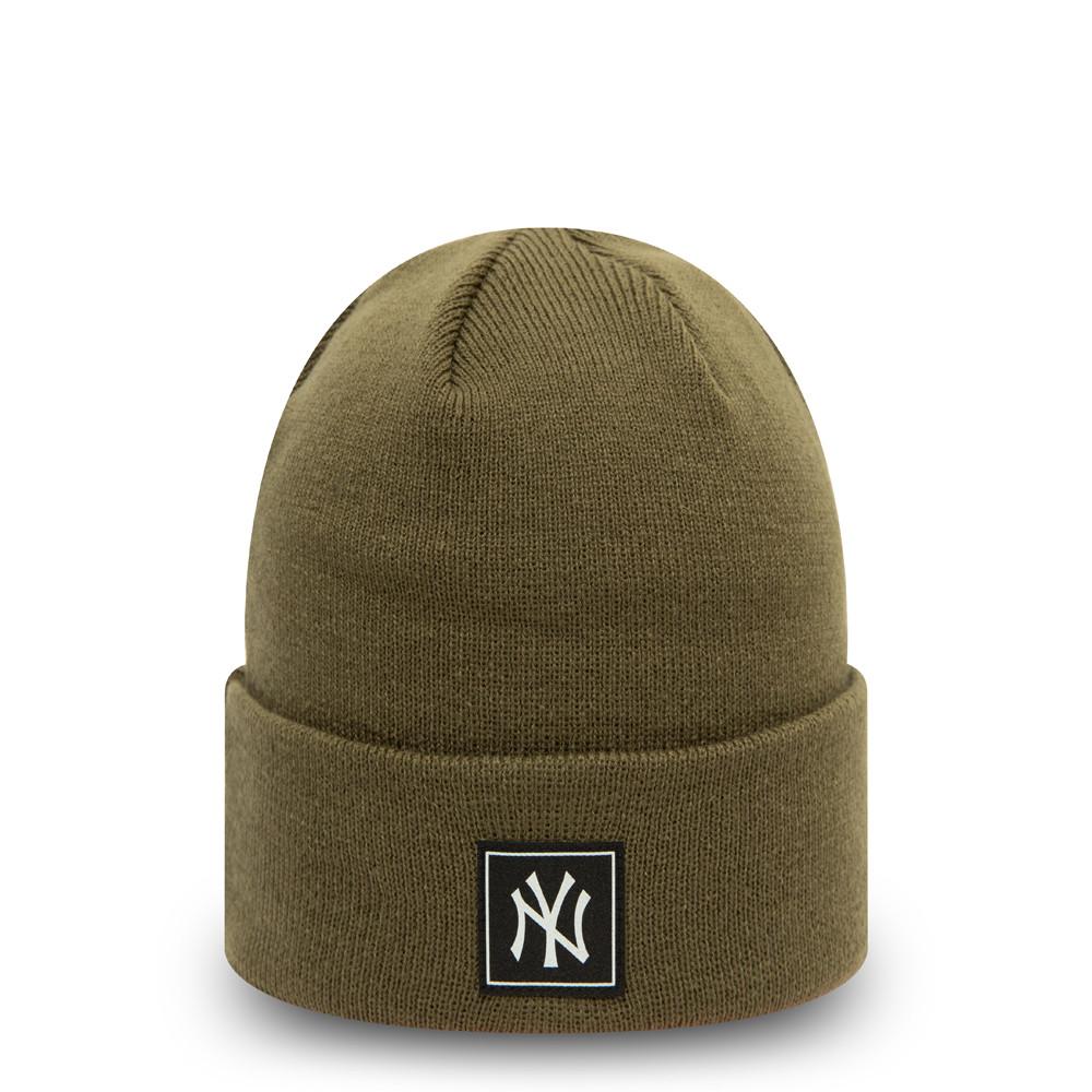 Bonnet New York Yankees Printed Patch vert