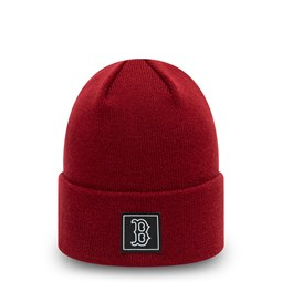 Bonnet rouge Boston Red Sox Printed Patch