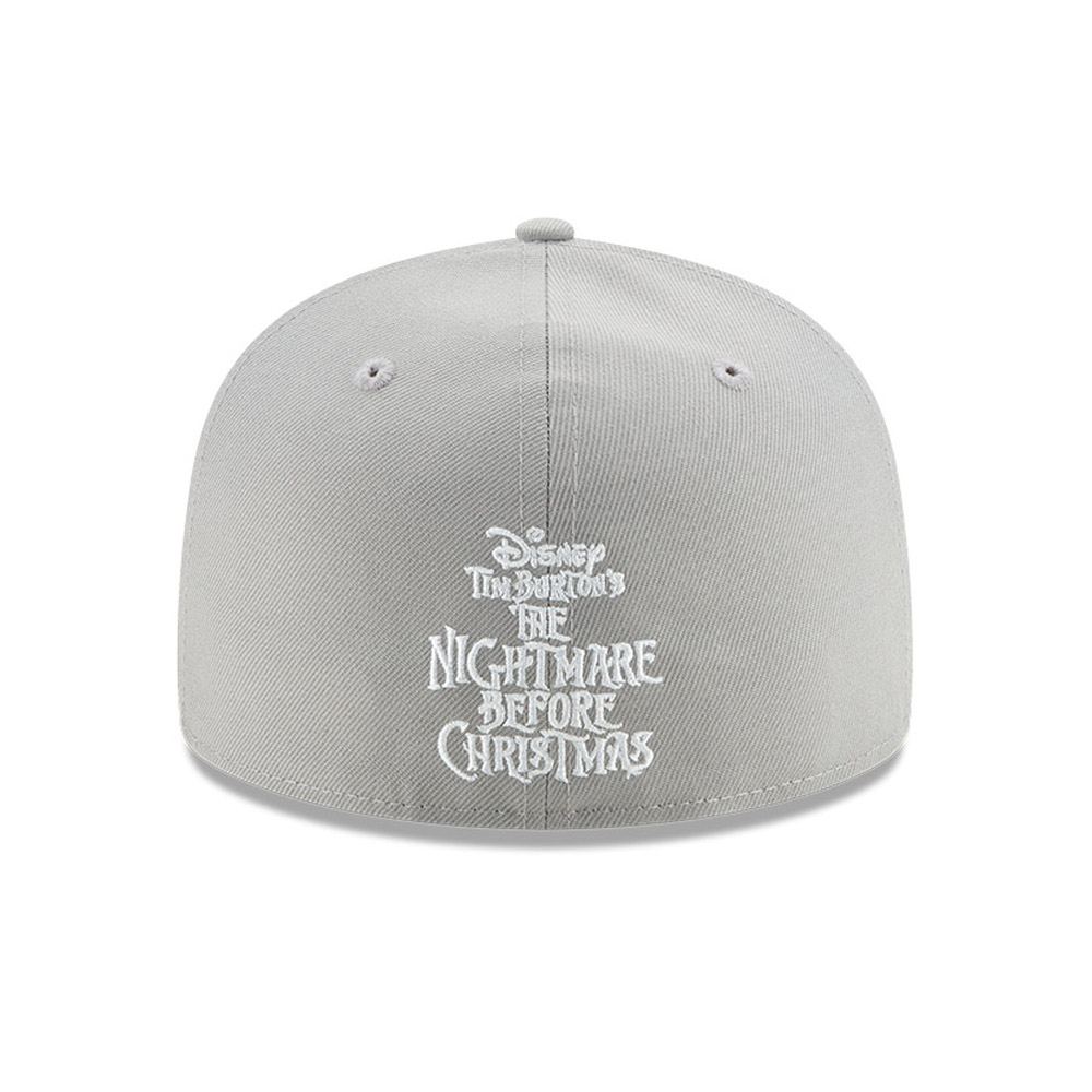 Casquette 59FIFTY Disney Oogie Boogie grise