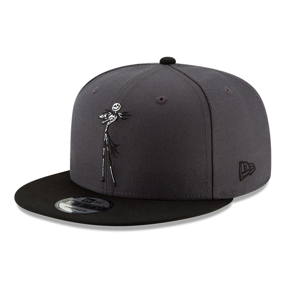 Cappellino 9FIFTY Jack Skellington Disney grigio