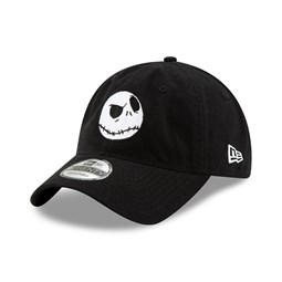 Cappellino 9TWENTY Jack Skellington Disney nero