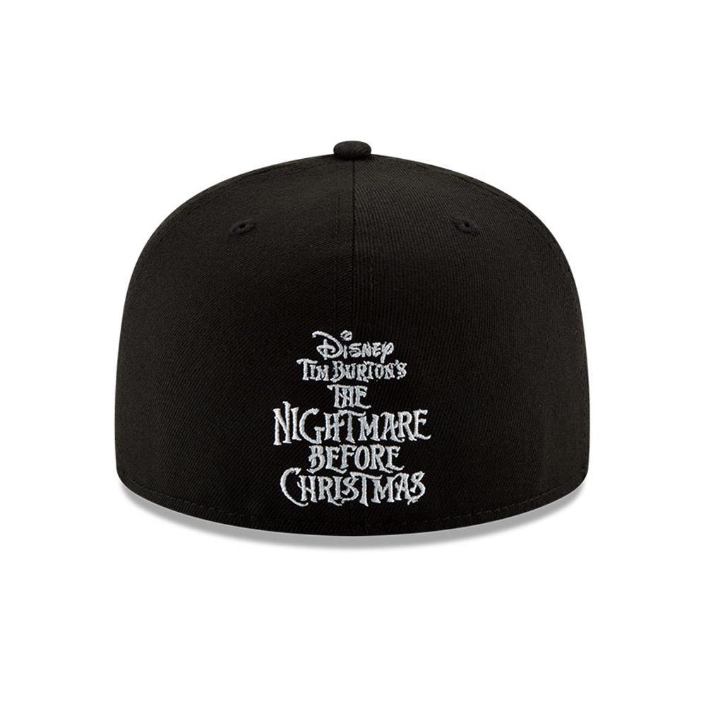 Cappellino 59FIFTY Jack Skellington Disney nero
