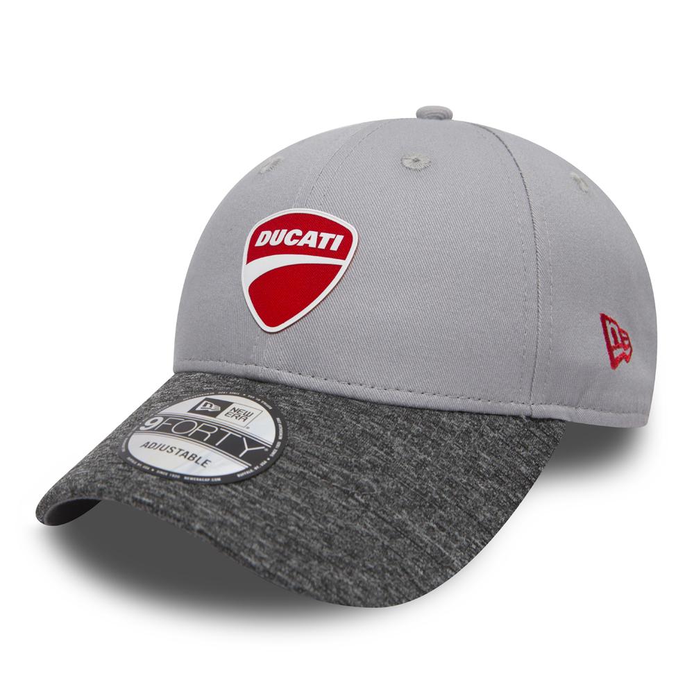 9FORTY – Tech Jersey – Ducati – Grau