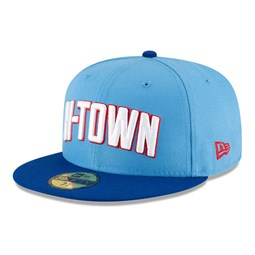59FIFTY – Houston Rockets – NBA City Edition – Kappe in Blau