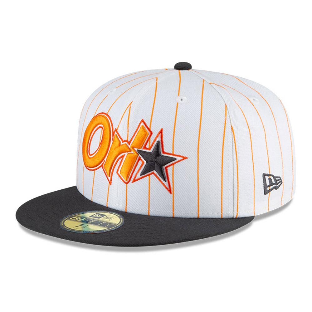Orlando Magic NBA City Edition White 59FIFTY Cap