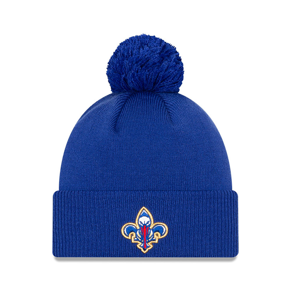 New Orleans Pelicans NBA City Edition Blue Knit