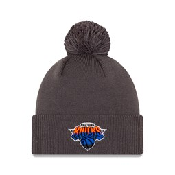 Bonnet gris NBA City Edition des New York Knicks