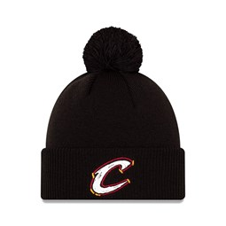 Cleveland Cavaliers NBA City Edition Black Knit