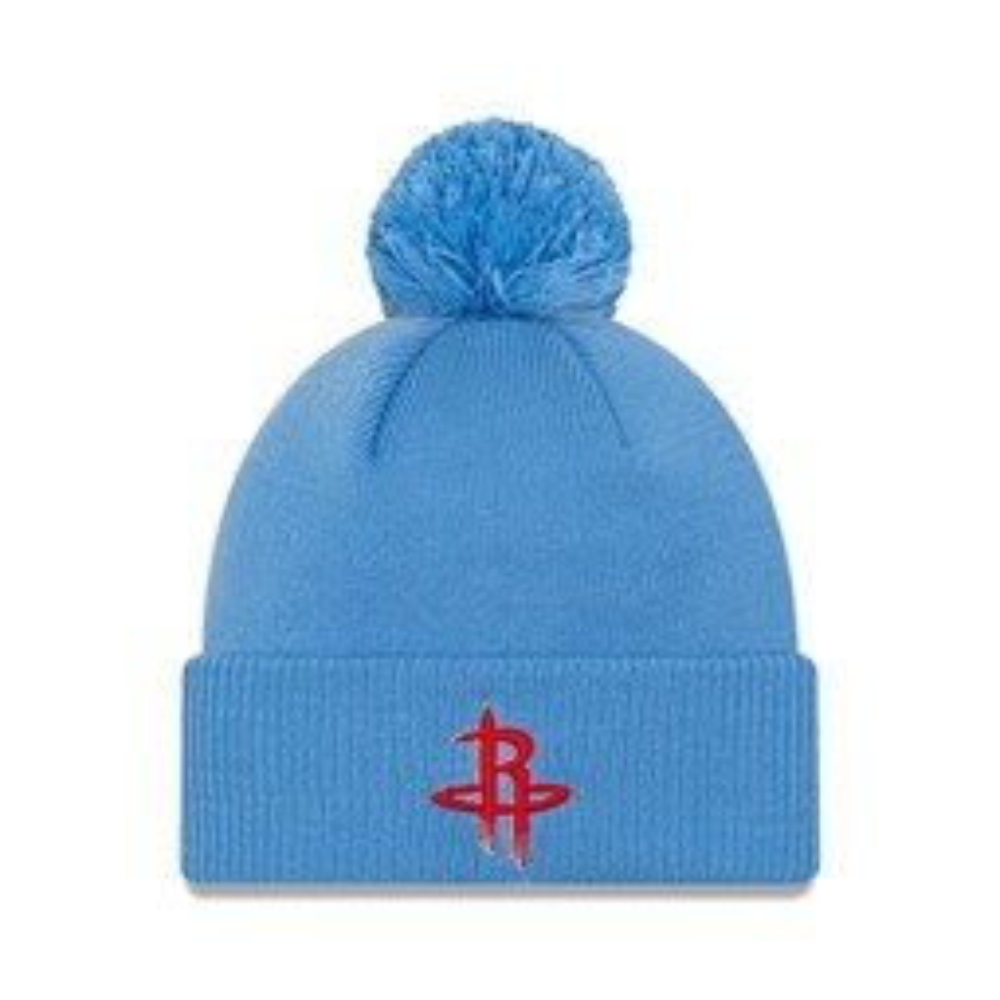 Berretto di maglia NBA City Edition Houston Rockets blu