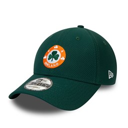 FA Ireland Diamond Era Green 9FORTY Cap