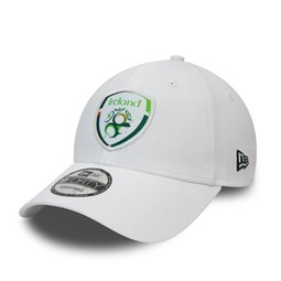 FA Ireland Cotton White 9FORTY Cap