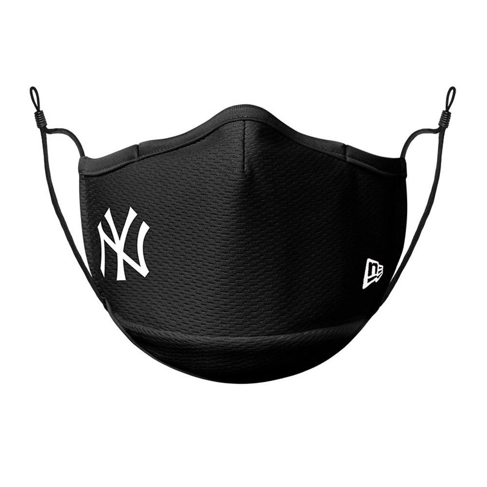 New York Yankees Black Face Cover