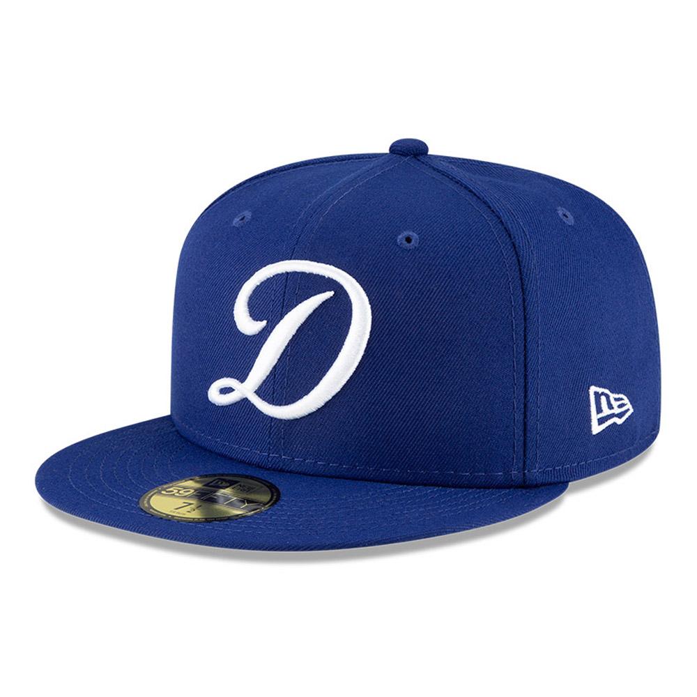 Gorra LA Dodgers MLB Ligature 59FIFTY, azul