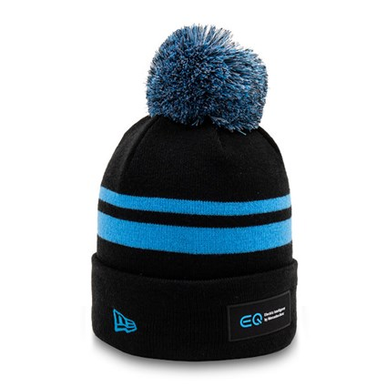 Mercedes-Benz Formula E Black Bobble Knit Hat