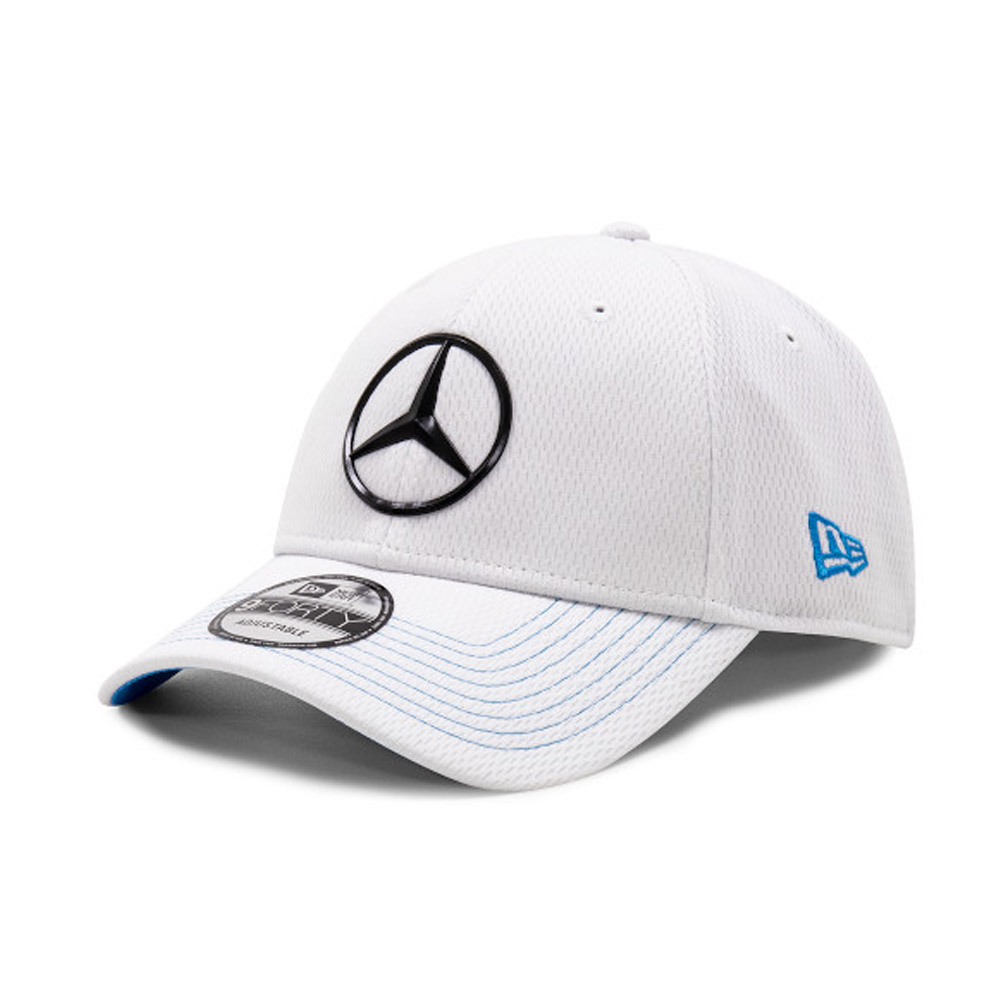 Casquette 9FORTY Mercedes-Benz Formula E, blanche