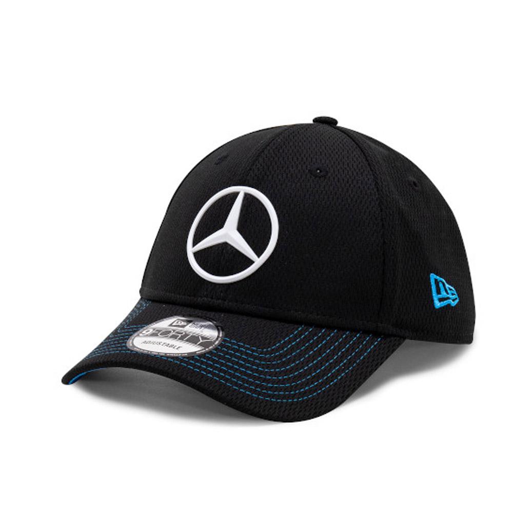 Cappellino 9FORTY Mercedes-Benz Formula E nero