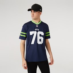 Seattle Seahawks – Oversized-Jersey in Blau