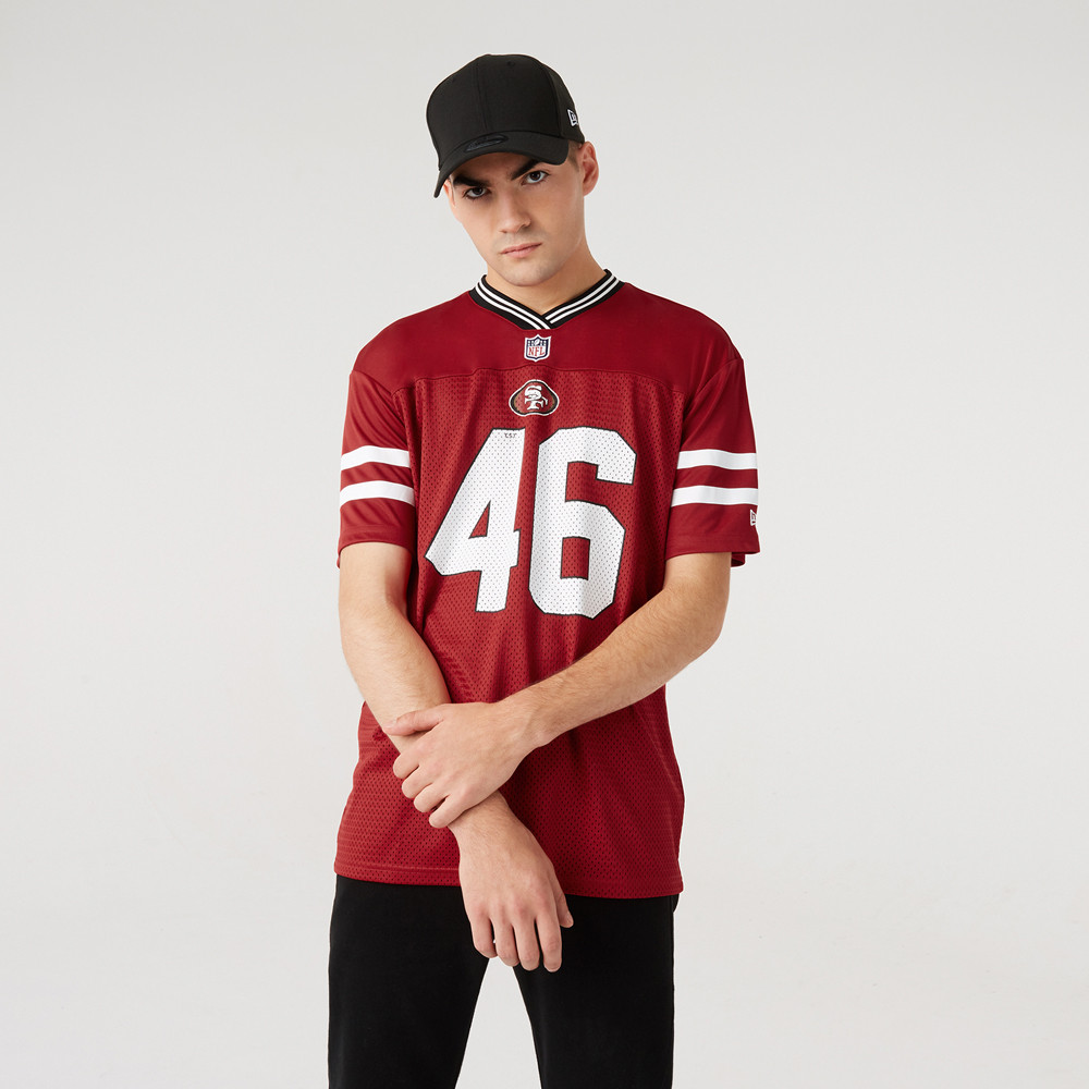 san francisco 49ers official jersey