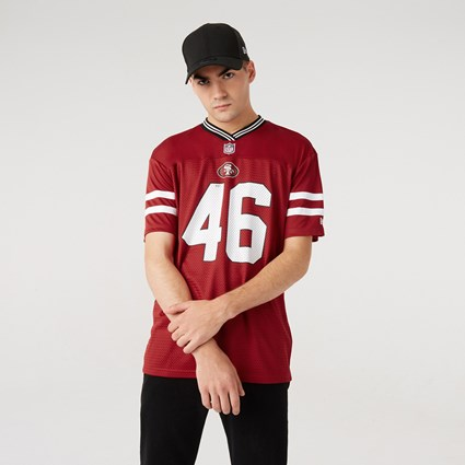 San Francisco 49ers Oversized Red Jersey