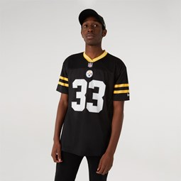 Pittsburgh Steelers – Oversized-Jersey in Schwarz