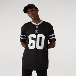Las Vegas Raiders – Oversized-Jersey in Schwarz