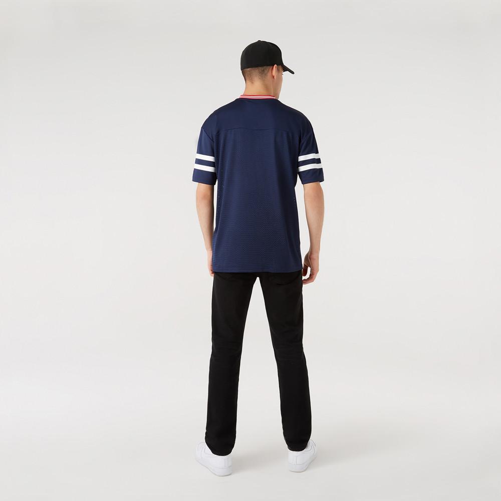New England Patriots – Oversized-Jersey in Blau