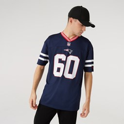 Camiseta New England Patriots Oversized, azul