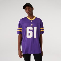 Minnesota Vikings – Oversized-Jersey in Lila