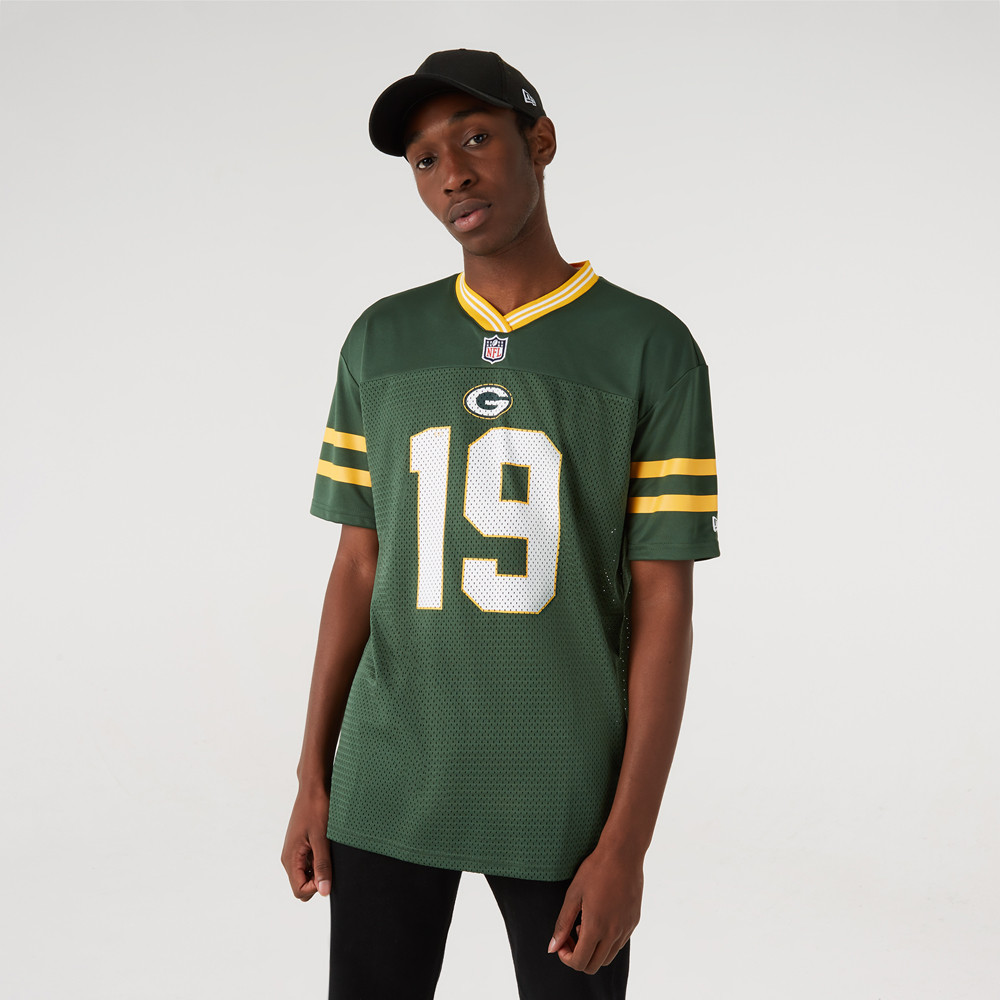 Maillot oversize des Green Bay Packers kaki