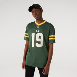 Green Bay Packers – Oversized-Jersey in Khaki