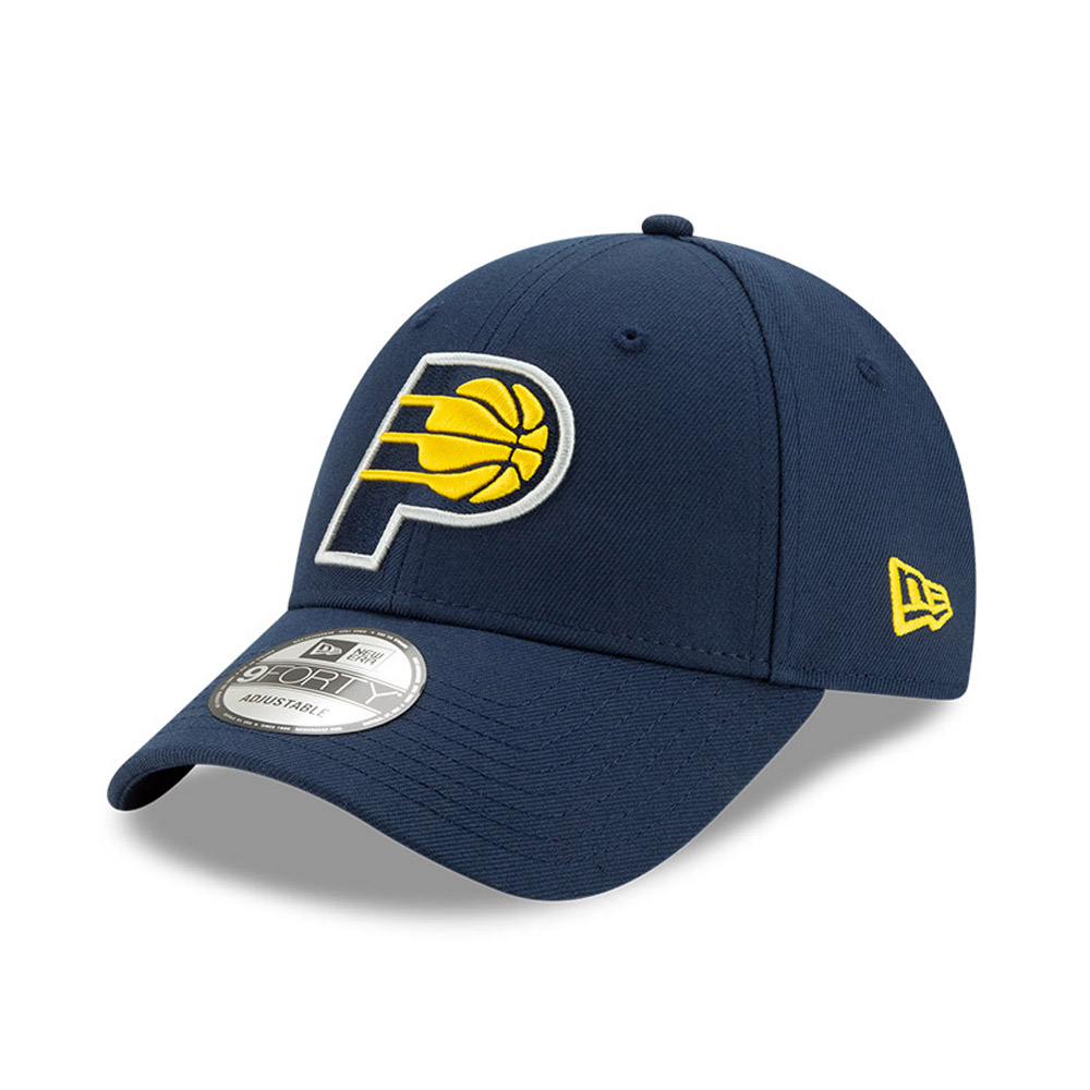 Cappellino Indiana Pacers The League 9FORTY blu scuro