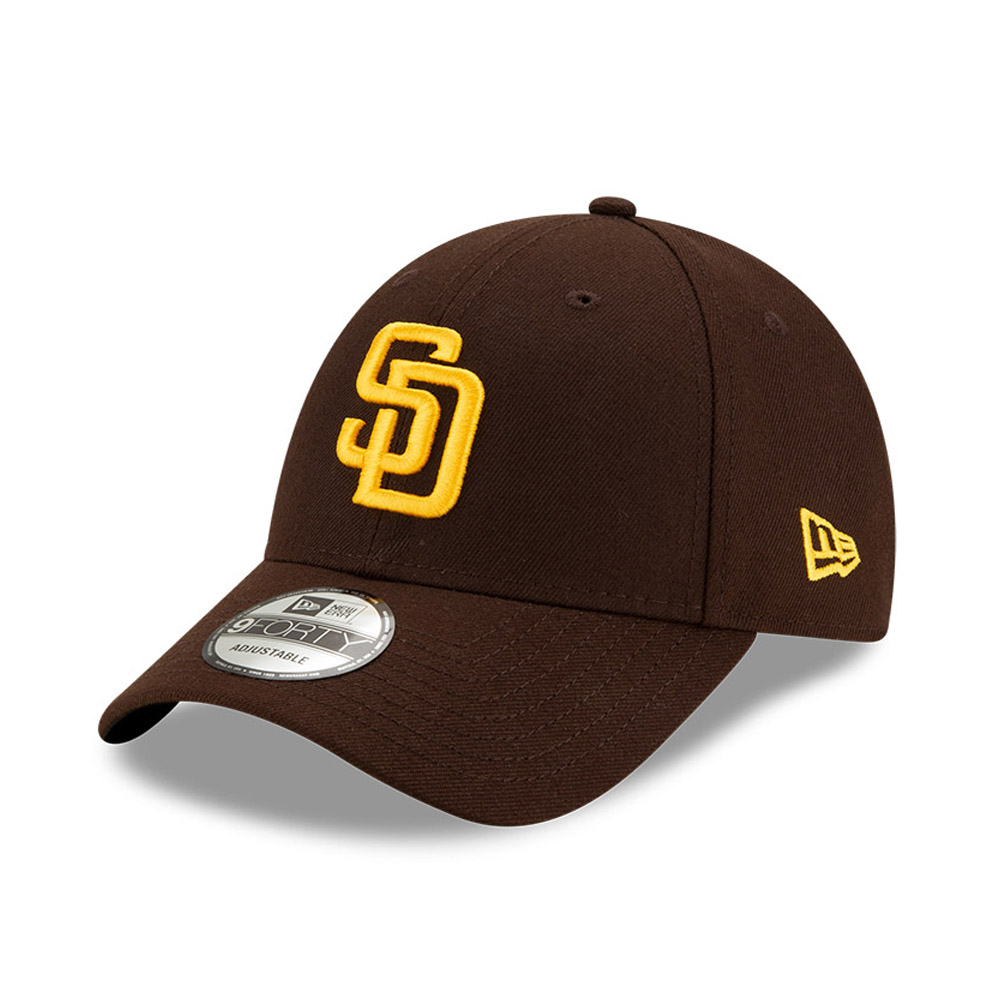 Cappellino San Diego Padres The League 9FORTY marrone
