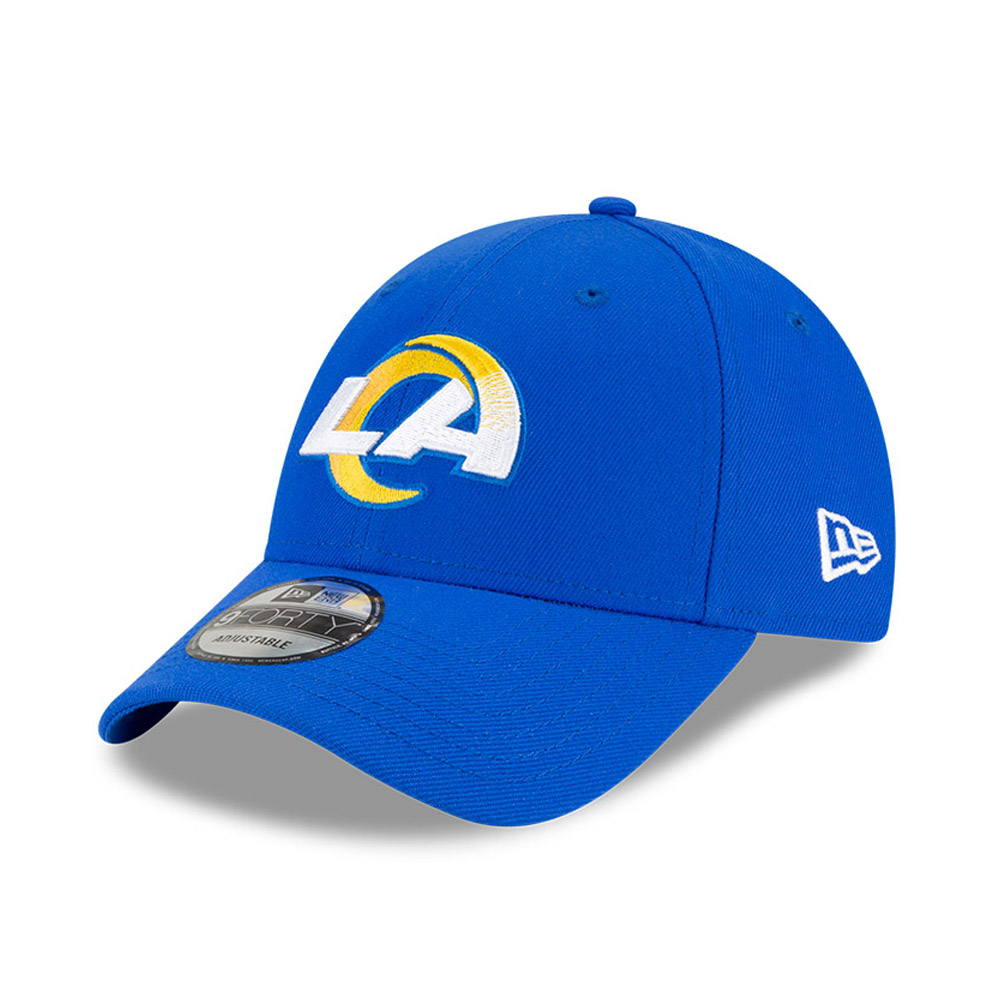 Cappellino Los Angeles Rams The League 9FORTY blu