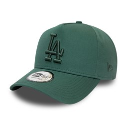 LA Dodgers Colour Essential Green A-Frame Trucker Cap