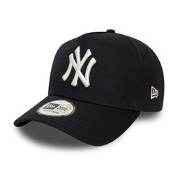 New York Yankees Colour Essential Navy A-Frame Trucker Cap