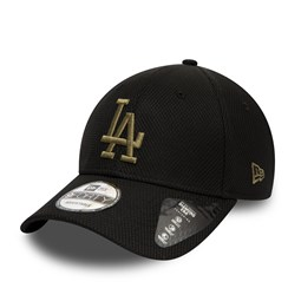 Gorra LA Dodgers Diamond Era 9FORTY, negro